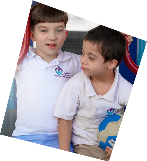 Sharjah child friendly city